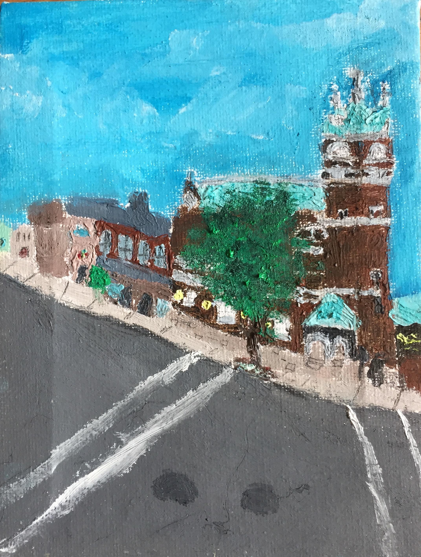 strathroy clock tower