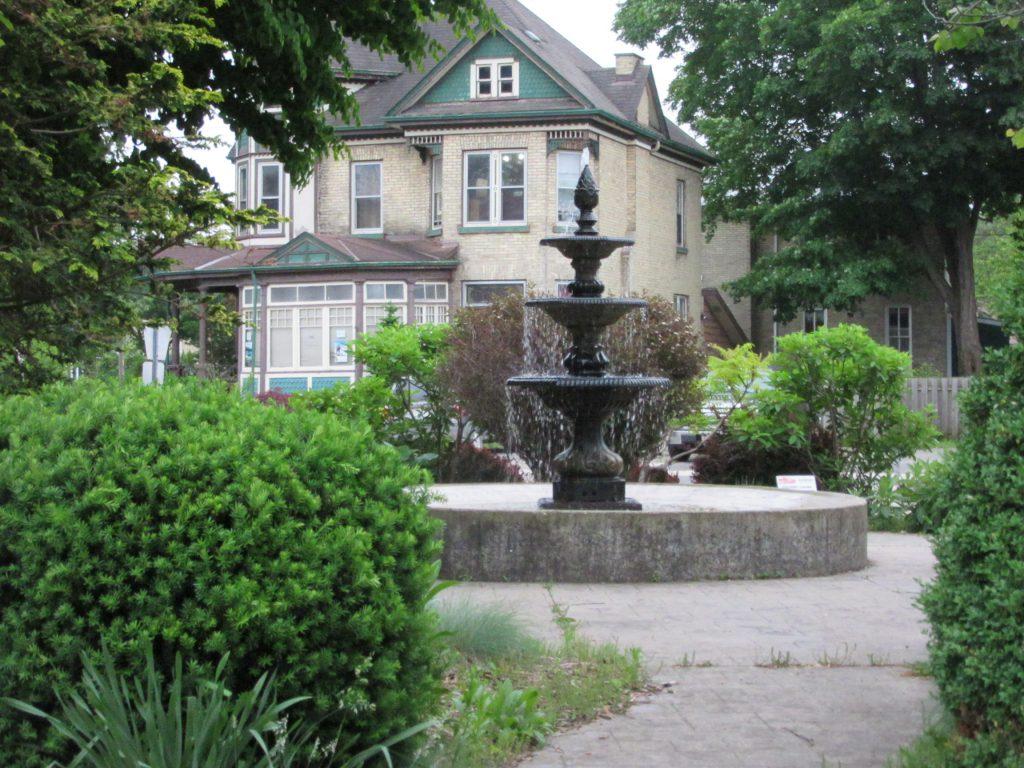 fountain of strathroy