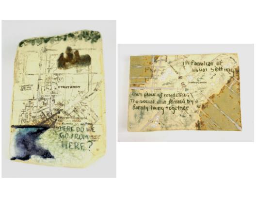 maps strathroy